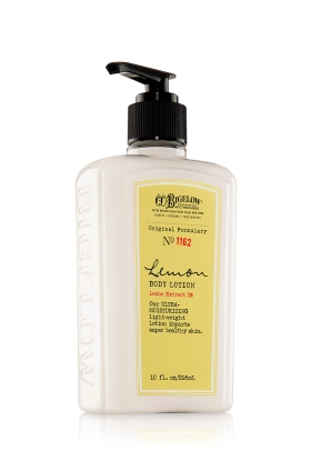 BBB lemon lotion